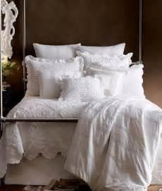all white bedding future home