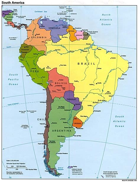 south america map labeled quia class page senoritamann2