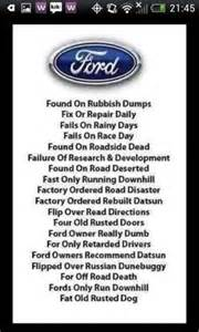 What Does Ford Stand For 1000 Images About Fords On Ford Chevy