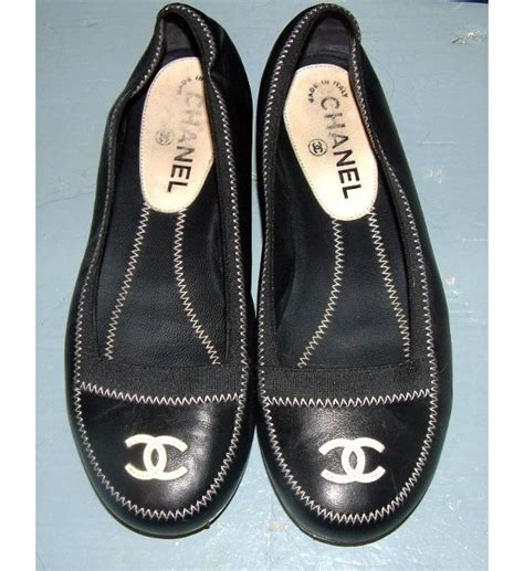 New Arrival Casual Shoes Chanel Flat Sylte Ballet Shoes 388 6 flats chanel my style chanel ballet flats beautiful heels and casual chic