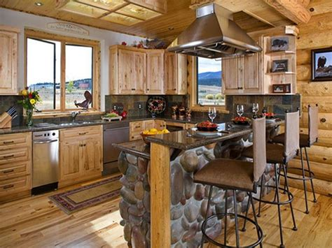 Country Rustic Kitchen Designs Rustic Kitchen Simple Ideas Twipik
