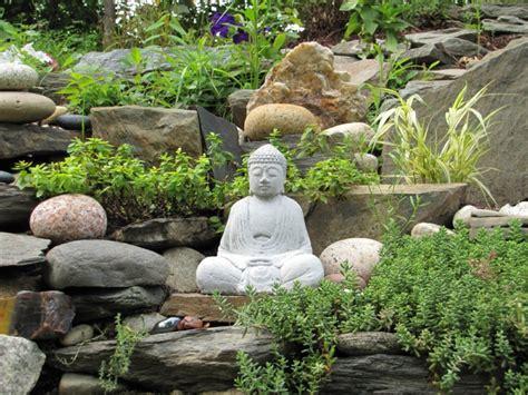 buda jardin feng shui en el jard 237 n vs jardines japoneses zen