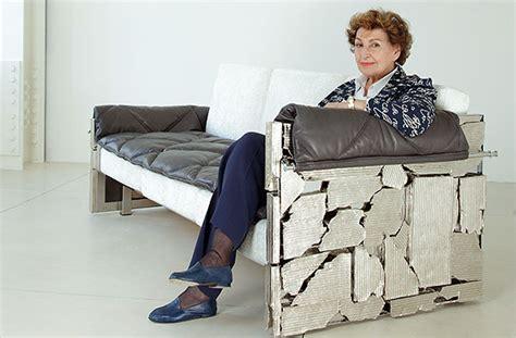 maria pergay  furniture designer   york times