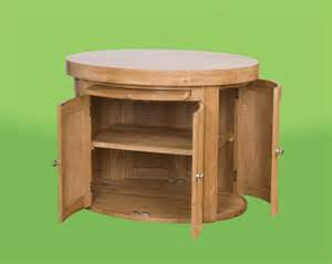 round free standing kitchen island with brilliant cabinet