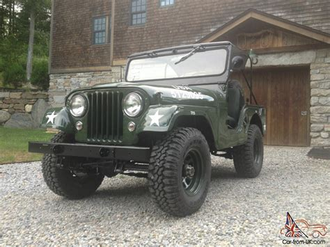 1957 Willys Jeep 1957 Willys Jeep