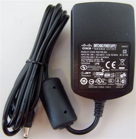 Item Adaptor 5v 2a High Quality Psc11r 050 psc11r 050 cisco ip phone ac adapter 74 4846 01 5v 2 0a nwout