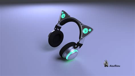 Headphone Axent Wear axent wear headphones vibrant fashion by aisorisu on deviantart