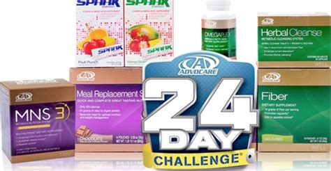 advocare 24 day challenge review well being secrets