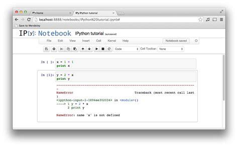Github Tutorial For Python | ipython tutorial