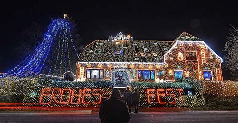 best christmas decorated house in queens this is just my top 5 house christmas lights displays in u s buffalo