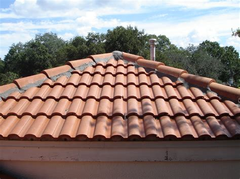 Barrel Tile Roof with Roof Tile Barrel Tile Roof