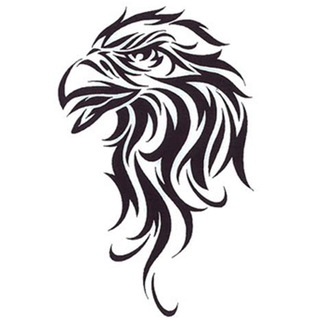 native american eagle and symbol tattoo designs