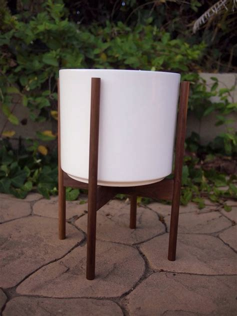 planters amazing modern planter stand contemporary plant