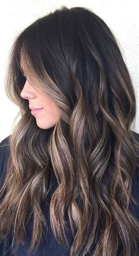 35 gorgeous highlights for brightening up brown hair