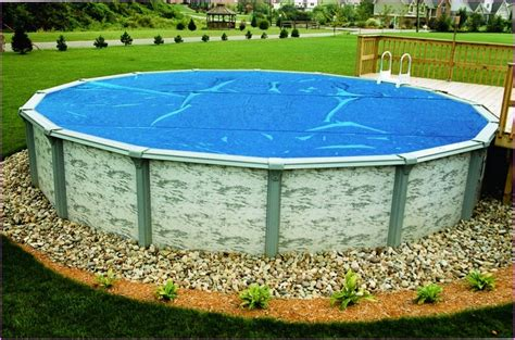 backyard landscaping above ground pool above ground pool landscaping backyard iimajackrussell