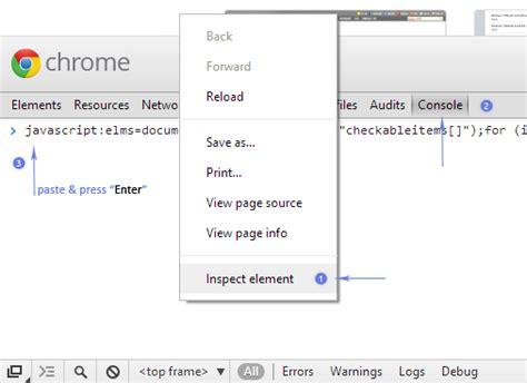 chrome developer console les concepteurs artistiques open developer console