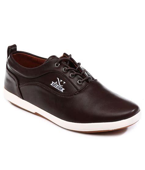 numero uno brown casual shoes price in india buy numero