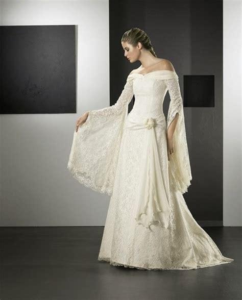 vestidos de novia corte medieval vestidos de novias estilo medieval para que elijas el