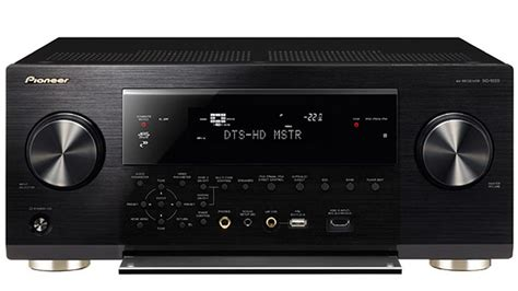 pioneer sc  home theatre receiver review pioneer sc