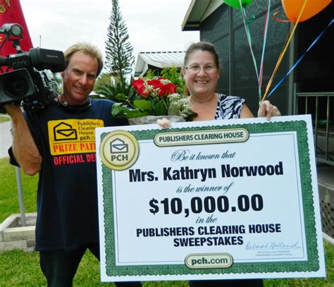 Enter Publishers Clearing House - the winning moment from various points of view pch blog