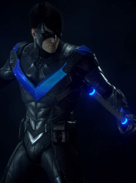 nightwing hairstyle nightwing arkham wiki fandom powered by wikia