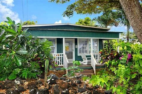 kauai cottage rentals plantation cottage poipu rental kauai vacation rentals