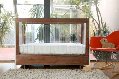Modern Cribs by Modern Nursery Furniture Set With Original Crib Roh