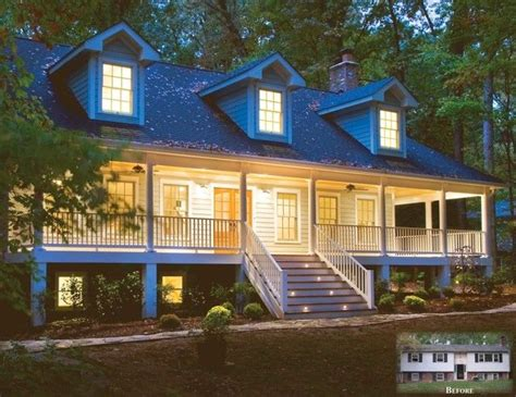 split level house plans with porches 77 best split level homes images on pinterest split