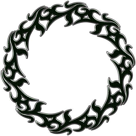 gambar tattoo png round tribal 028 by llexandro on deviantart