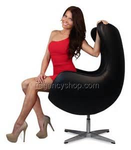 Black White Upholstery Fabric Arne Jacobsen Egg Chair Clearance Sale Jacobsen Egg