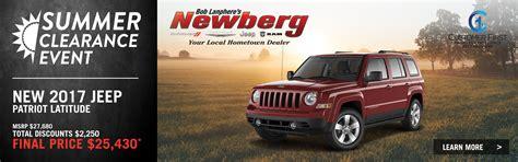 Newberg Dodge Chrysler Jeep by Newberg Dodge Chrysler Jeep New Used Car Dealer In