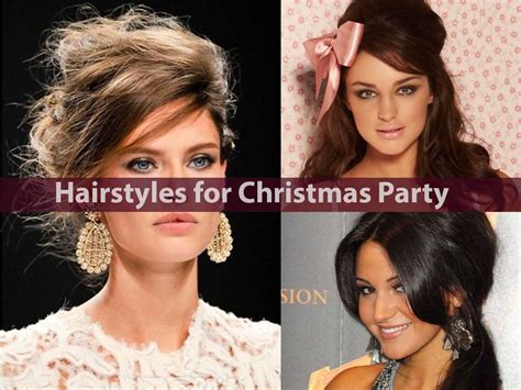 elegant hairstyles for christmas party top 28 hairstyles for christmas top 137 ideas about
