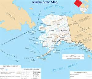 us map where is alaska state detailed map alaska foto 2016
