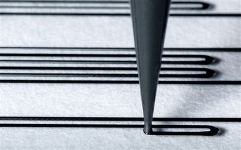 direct write technology 187 the future of sensors ge uses metallic ink to print 3d
