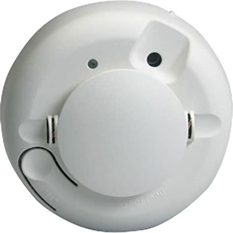 Smoke Detector 1 tx 6010 01 1 ge interlogix wireless heat smoke detector