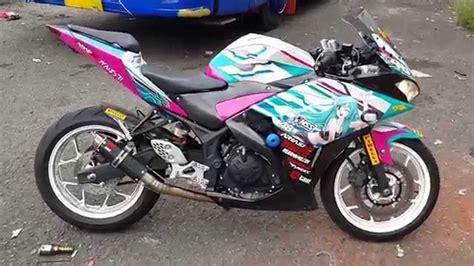 Knalpot Racing Carbon For Yamaha R15 knalpot racing yamaha r25 gbr carbon v2 sl20 sound idle
