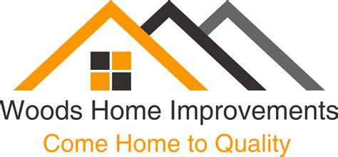 home remodeling company logo info on financing home