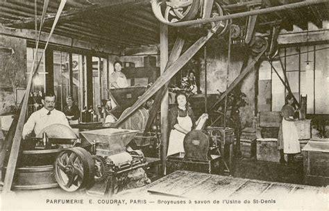 Le Vintage Industrielle 1629 file parfumerie e coudray broyeuse 224 savon de l