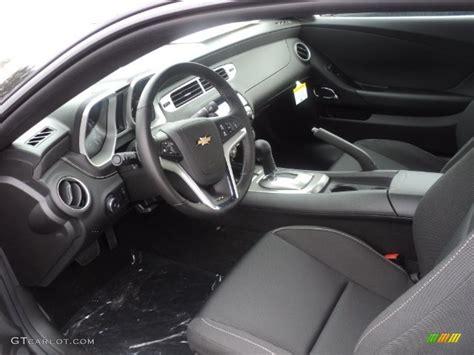 2012 camaro interior black interior 2012 chevrolet camaro ss coupe photo