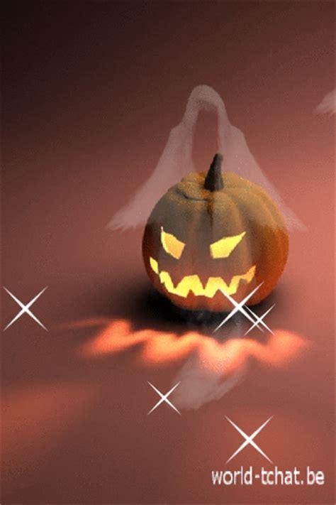 joyeux halloween  fond ecran anime gratuit pour smartphone