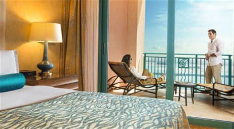 One Bedroom Terrace Suite Atlantis Atlantis The Palm Halal Holidays