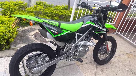kawasaki klx 150cc th 2016 kawasaki klx l150 supermotard mod 2016