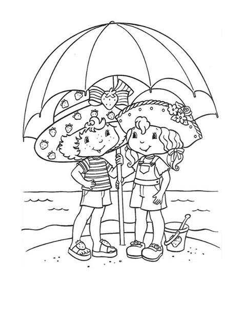 Printable Strawberry Shortcake Coloring Pages Coloring Me Strawberry Shortcake Coloring Pages Free