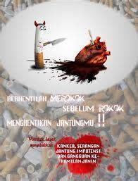 bermulanya disini gambar kartun tentang bahaya rokok