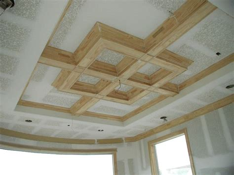 Coffered Tray Ceiling 357 Best Images About Ceiling Designs On