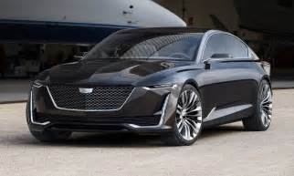 Concept Cadillac Convertible Cadillac Escala Concept Preview Caddy S Future Design V8