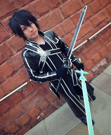 sword art online kirito cosplay top 10 best sword art online kirito cosplays you don t