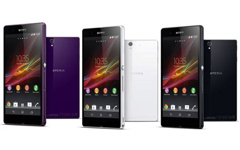 Sony Z sony xperia z vr zone 中文版
