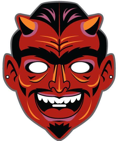 devil mask the dude book