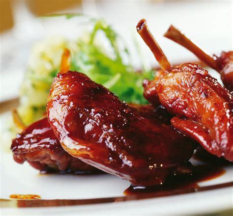 caille cuisine supr 234 mes de caille royale farci au foie gras p 234 che de